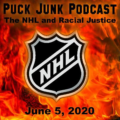 The NHL and Racial Justice | #60 | 6/5/2020