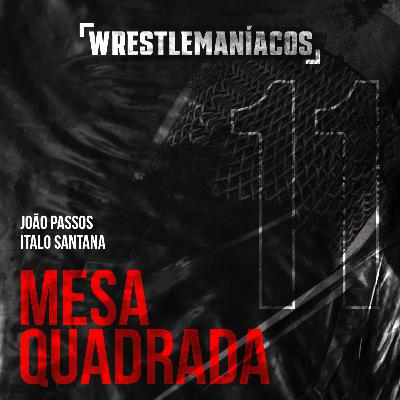 Mesa Quadrada #11 - NJPW Dominion 2020 Review