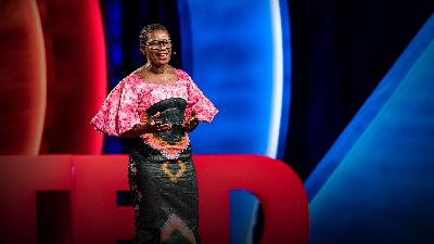 How to turn your dissatisfaction into action | Yvonne Aki-Sawyerr