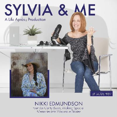 Nikki Edmundson: Founder Canty Boots®, Making Special Memories into Wearable Stories