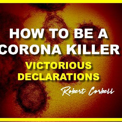 DAY #11 How to be Corona Killer