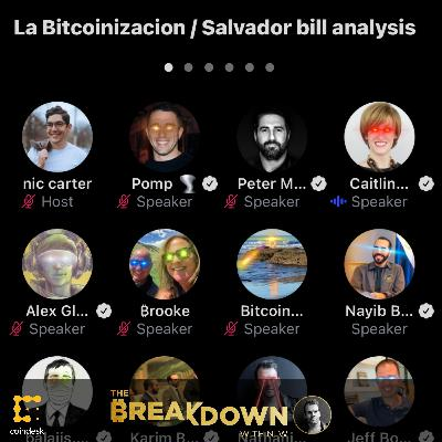 BREAKDOWN: El Salvador Officially Made Bitcoin Legal Tender as President Bukele Casually Chatted on Twitter Spaces