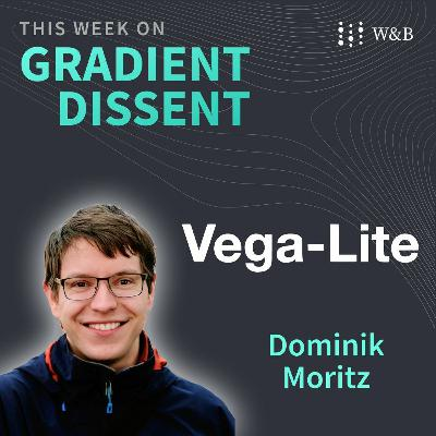 Building powerful and intuitive data visualization tools with Vega-Lite's Dominik Moritz