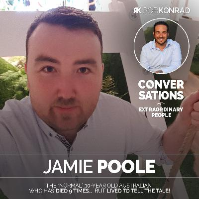 006. The Man Who Died 9 Times - And Lived To Tell The Tale: Jamie Poole
