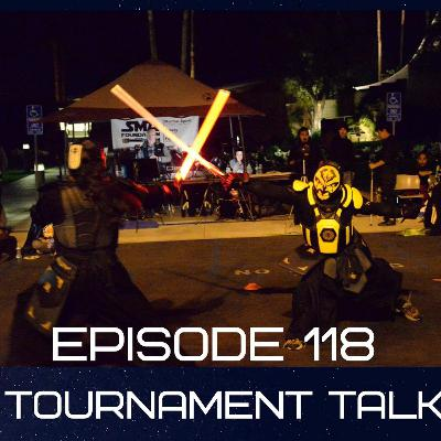 Episode 118: Tournament Talk