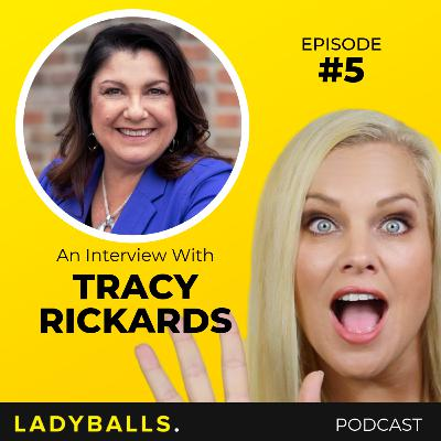 Divorcing a drug addict, undervaluing your genius and overachieving with Tracy Rickards