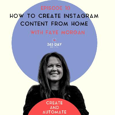 How to create Instagram content from home | 10
