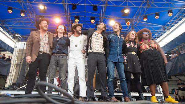 The Lone Bellow, Live In Concert: Newport Folk 2018