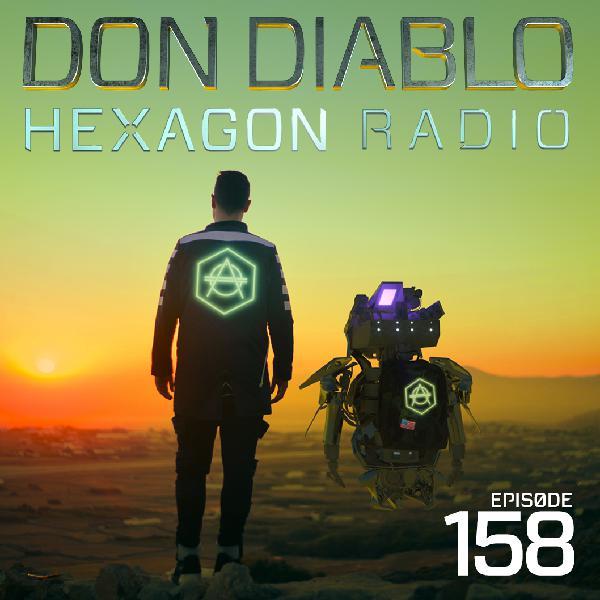 Don Diablo Hexagon Radio Episode 158