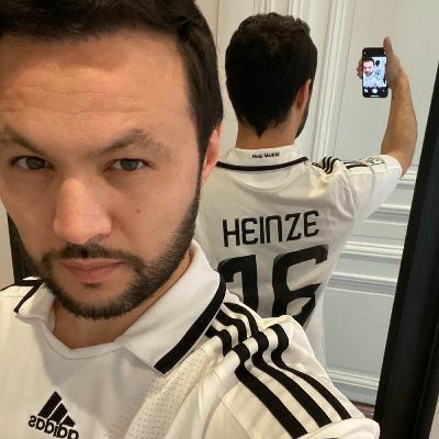 Karim et le Real Madrid