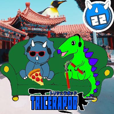 #22 - Von Karma-Pizza & Jungeltieren | Power Rangers Jungle Fury