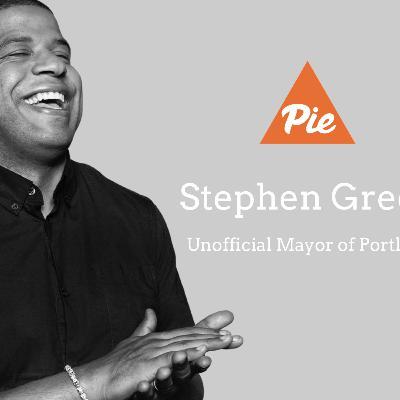 02 - PIEdcast - Stephen Green on the Portland startup community