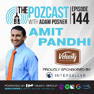 Amit Pandhi: Satisfying Cravings: CEO of Velocity Snack Brands & Popchips