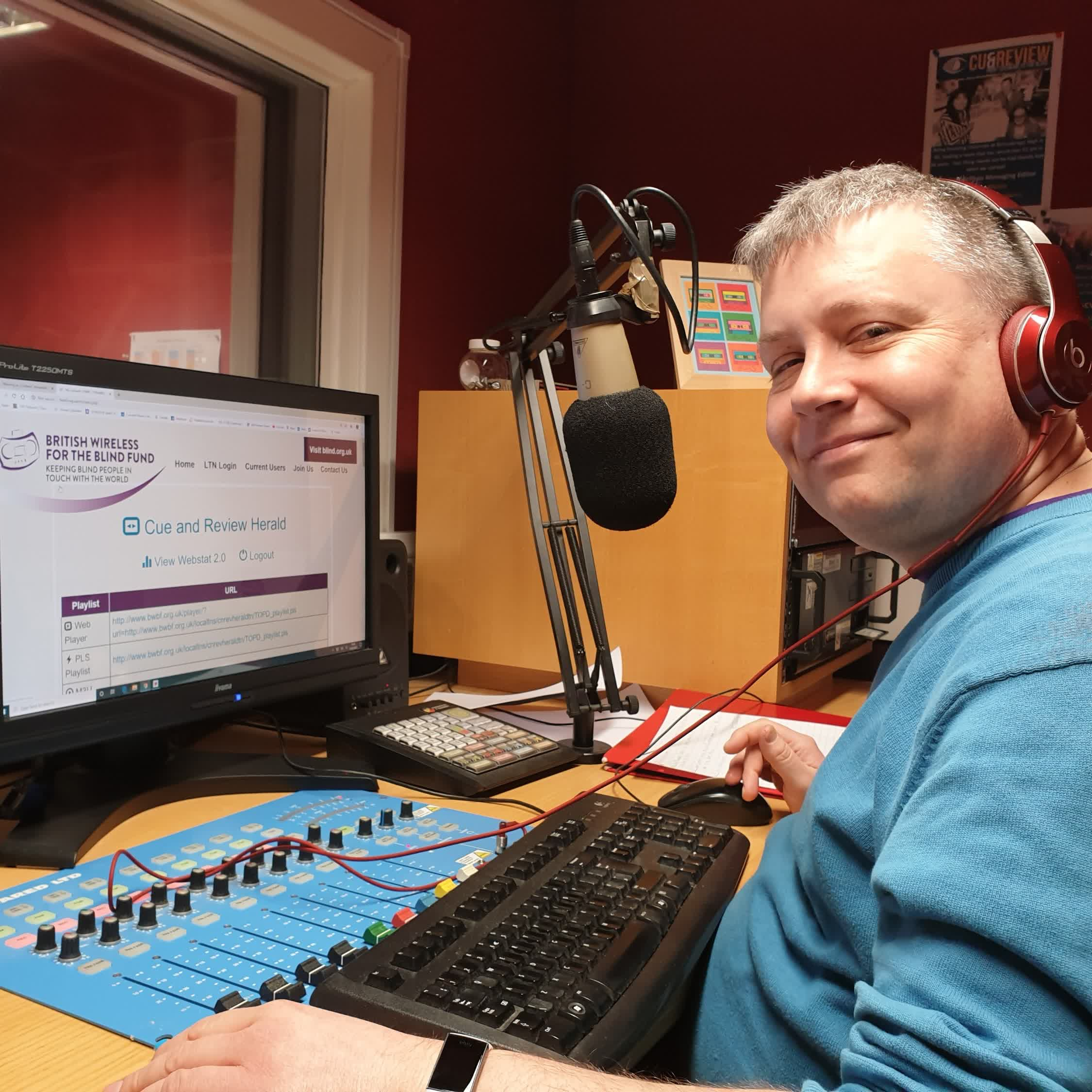 Herald Scotland Talking Newspaper for the Blind