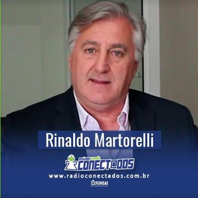 Rinaldo Martorelli - Vamo Pro Jogo