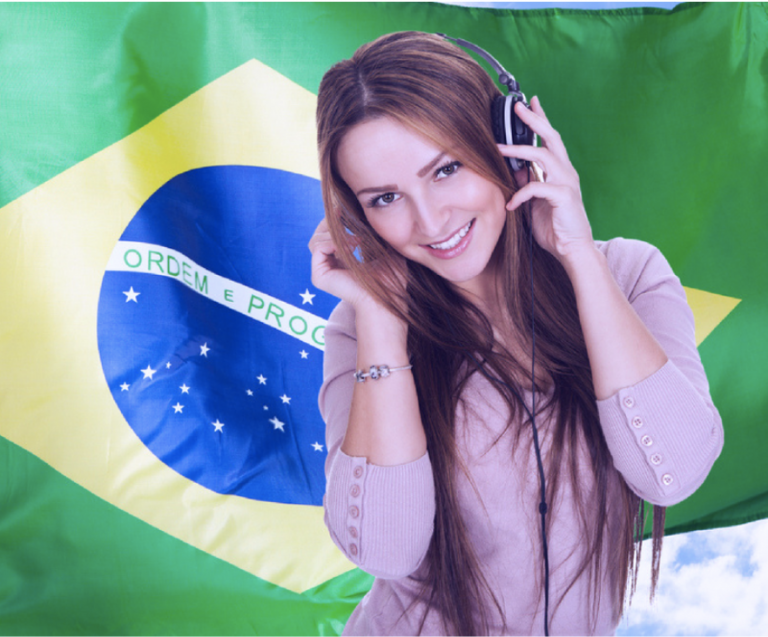 popular Brazilian podcasts