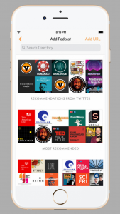 best podcast app