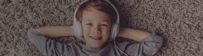 Podcast for children