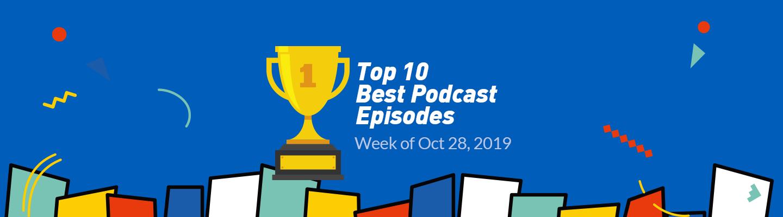 Best podcast episodes
